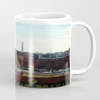 Washington DC Rooftops Mug