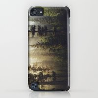 iPod Touch Cases featuring Sunrise Forest by Kevin Russ