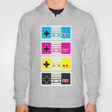 CMYK Retro Gamer  Hoody