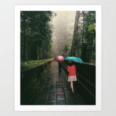 Nikko, Japan Art Print