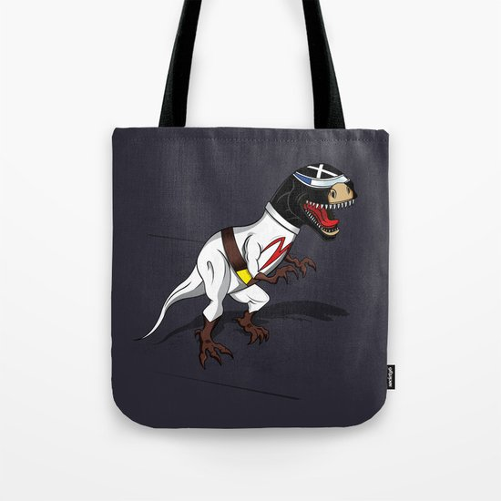T-Rex (The X Roarcer) Tote Bag