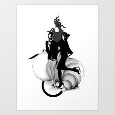 STYLE Art Print