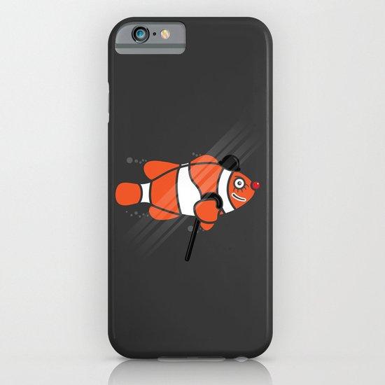 A Clockwork Clownfish iPhone & iPod Case