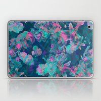 Geometric Floral Laptop & iPad Skin