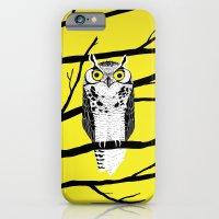 Great Owl iPhone 6 Slim Case
