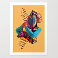 Stockholm Syndrome Art Print