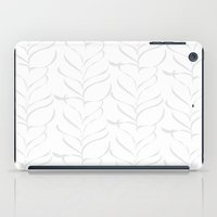 calm breezy ferns iPad Case