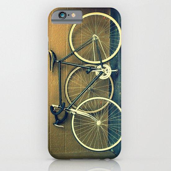 Bike - Skinny Tires iPhone & iPod Case