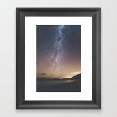 Milky Way XXXII Framed Art Print
