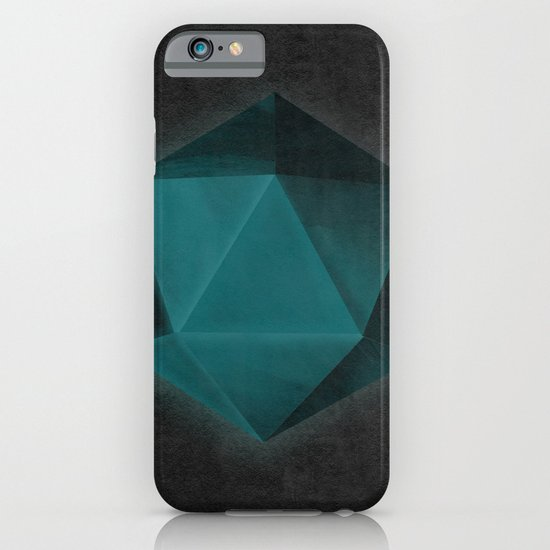 spatial geometry iPhone & iPod Case