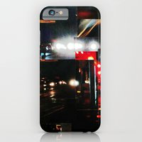 iPhone & iPod Case featuring CALZADA DE NOCHE by RafaelMC