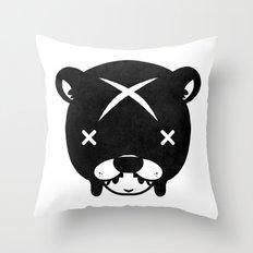 Bear Suit Throw Pillow