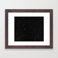Spark  Framed Art Print