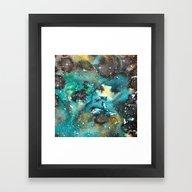 Galaxy 06 Framed Art Print
