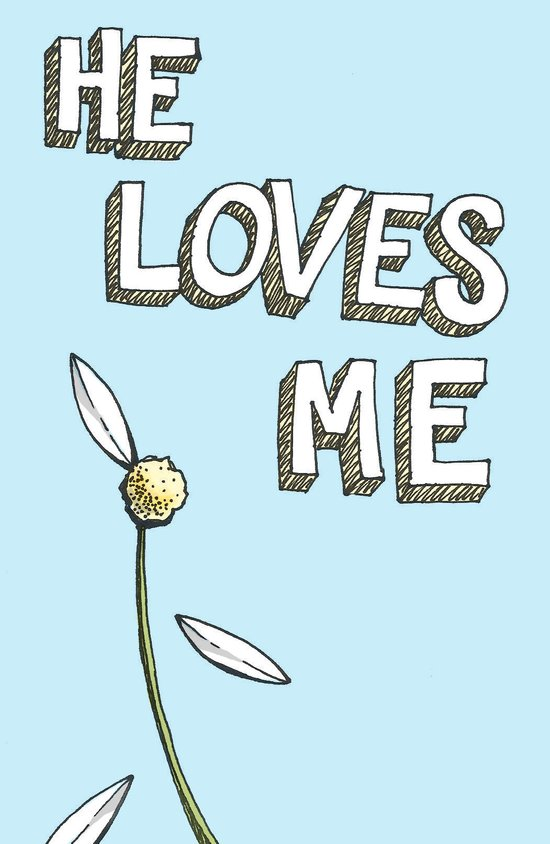 He Loves Me Art Print