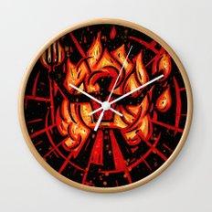 Orixás - Elegbara Wall Clock
