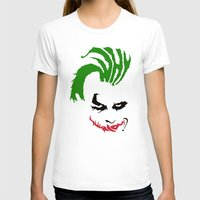joker T-shirts featuring Joker by The Artist