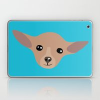 chihuahua love Laptop & iPad Skin