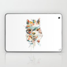 + Watercolor Alpaca + Laptop & iPad Skin