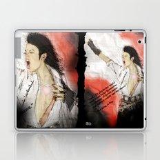 MJ Shamone!  Laptop & iPad Skin