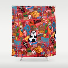 PPPPP's Shower Curtain