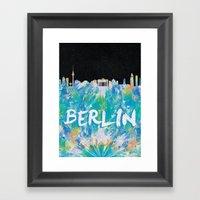 Berlin (Feat. Filipe Rol… Framed Art Print