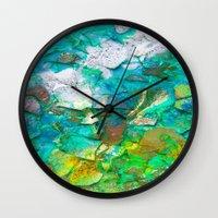 ARREE VERDI Wall Clock
