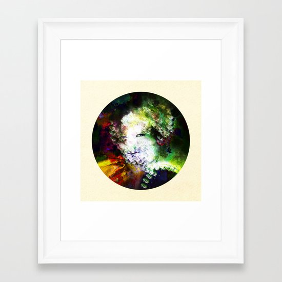 In Waiting_2 Framed Art Print