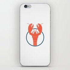 Lobster Lake iPhone & iPod Skin