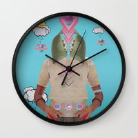 Skimagine Wall Clock