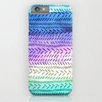 iPhone & iPod Case featuring Slash dot Dash by Sreetama Ray