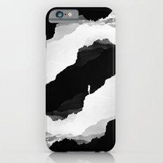 Black Isolation iPhone 6s Slim Case