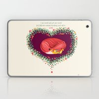 Weird L.O.V.E Laptop & iPad Skin