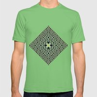 Heart of GO(L)D Mens Fitted Tee Grass SMALL