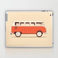 Red Van Laptop & iPad Skin