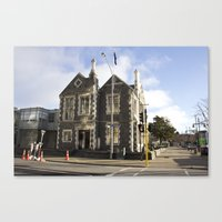 Christchurch NZ Canvas Print