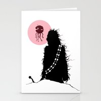 Chew-bot Stationery Cards