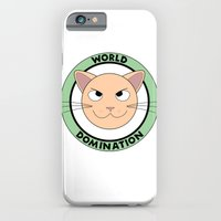 World Domination III iPhone 6 Slim Case