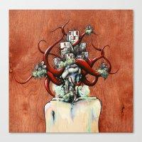 Perspective Metamorphosi… Canvas Print
