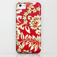 Tropical Eggnog Punch iPhone 5c Slim Case
