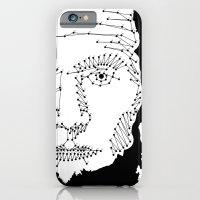 Abraham Lincoln iPhone 6 Slim Case