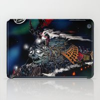Doomtrain Diablos iPad Case