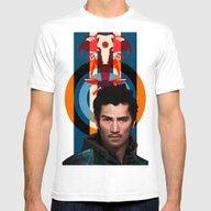 T-shirt featuring Far Cry 4 - Ajay Ghale by Milanova