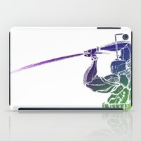 Spectral Guardian. iPad Case