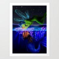 Fairy Tails  Art Print