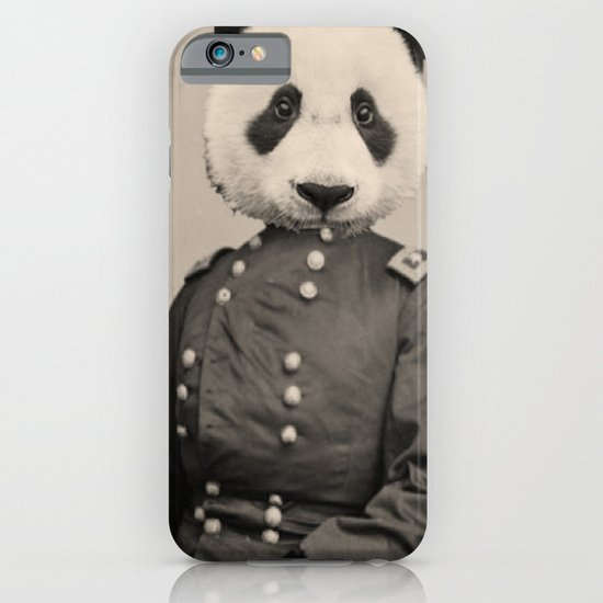 Panda Supremacist iPhone & iPod Case