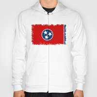 State flag of Tennessee, HQ image Hoody