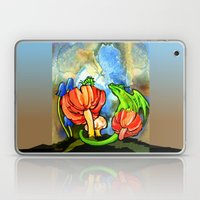 The Dragon and the Caterpillar Laptop & iPad Skin