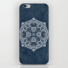 Natural Blueprint iPhone & iPod Skin