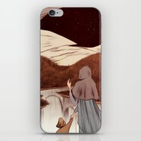 The Inventors Contract iPhone & iPod Skin